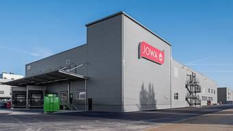 Die neue Jowa-Bäckerei in Gränichen geht etappenweise in Betrieb.