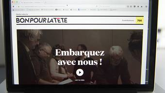 """Das Projekt """"Bon pour la tête"""" kommt laut einer Mitgründerin gut voran. (Archivbild)"""