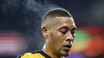 Matchwinner für die Young Boys: Guillaume Hoarau erzielte beim 3:1-Sieg gegen Apoel Nikosia alle drei Treffer