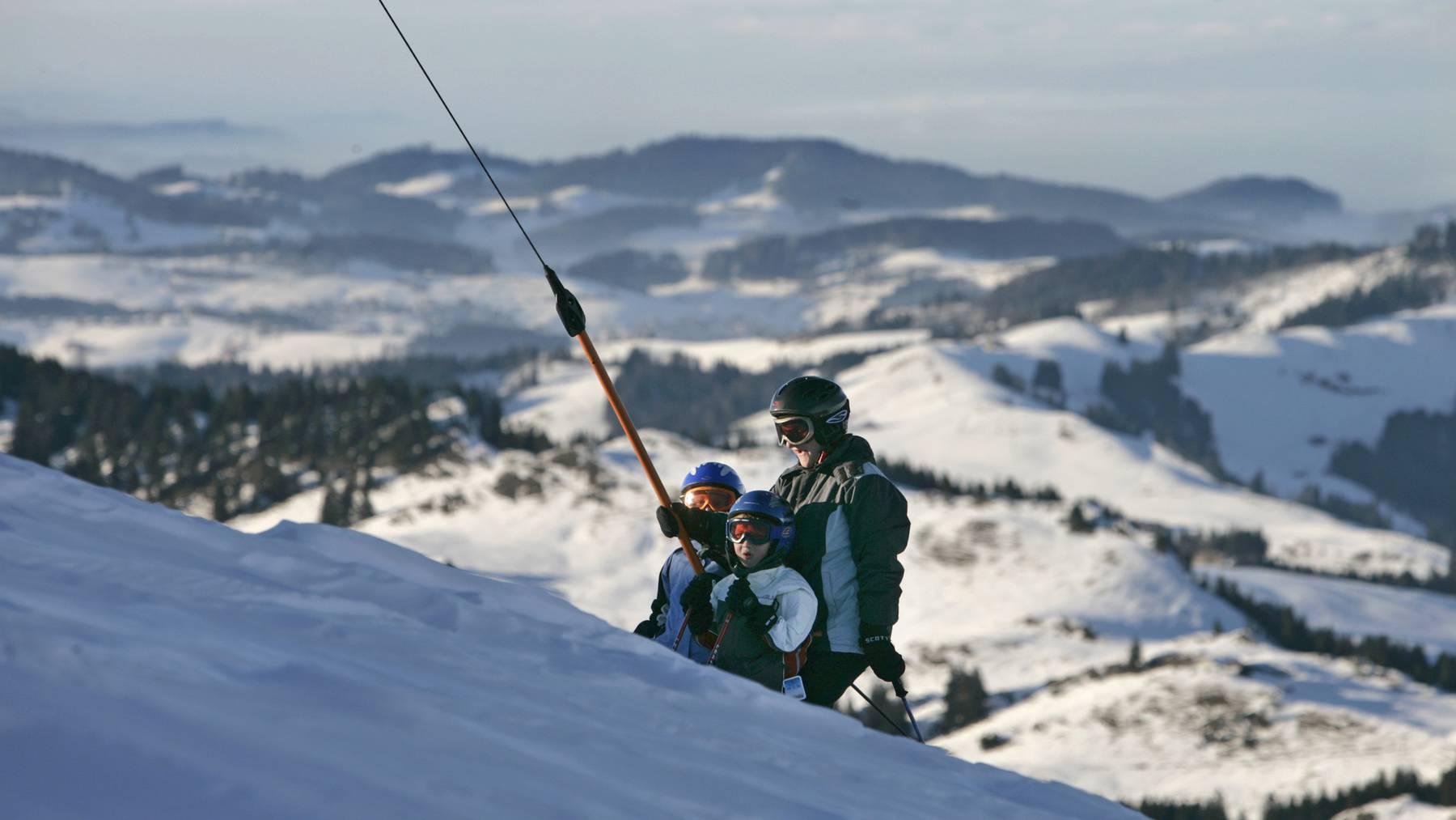 Die Skisaison ist noch zu weit weg.