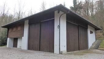 18500 Franken kostet die Miete des Werkhofs im Schöftler Waldhaus jährlich.
