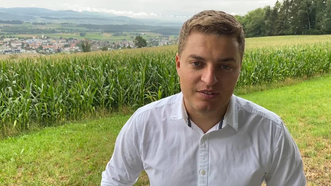 «Landwirtschaft ist ganz klar einer meiner Themenschwerpunkte»