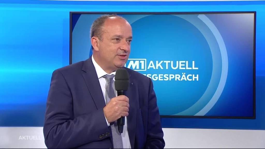 Markus Dieth macht wieder seine «Landamman Stammtische»