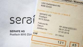 Jeden Monat verschickt die Serafe, die für die Erhebung der Radio- und Fernsehabgaben zuständig ist, falsche Rechnungen.