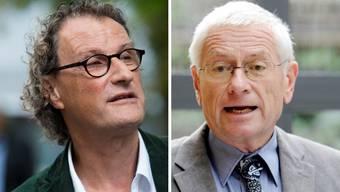 Geri Müller sind die Dossiers entzogen worden, Professor Georg Müller sagt: «Eine vernünftige Aufteilung ist nötig.»