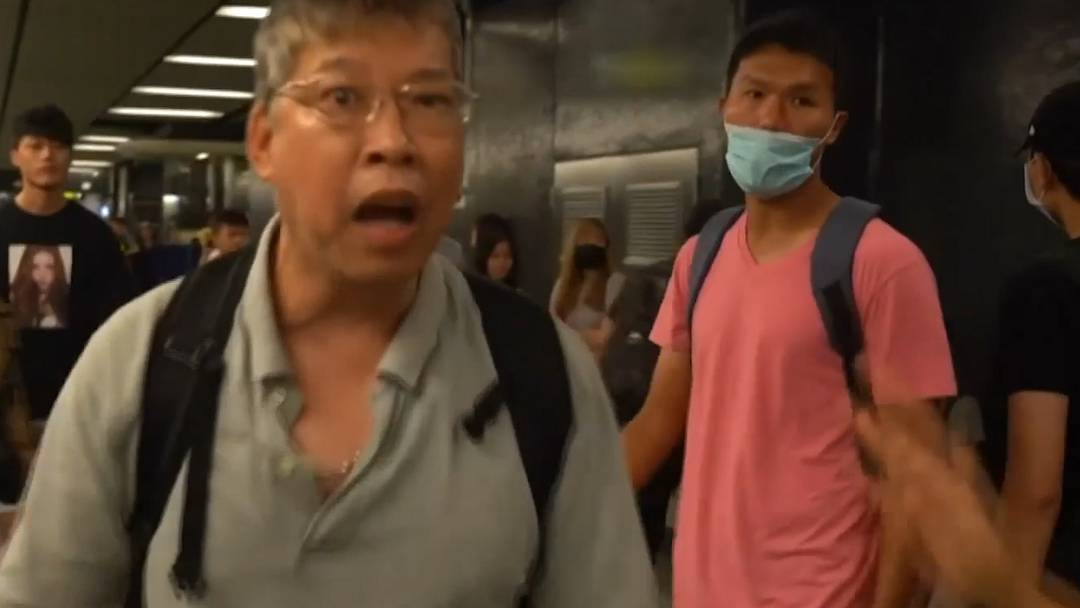 In Hongkong liegen die Nerven blank – Generalstreik legt die Stadt weitgehend lahm