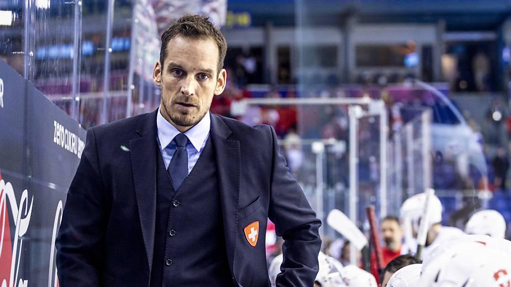 Eishockey-Nationaltrainer Patrick Fischer kann am Deutschland Cup den Kandidatenkreis für die Heim-WM erweitern.