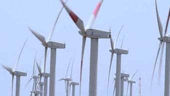 Der Windpark umfasst 22 Turbinen und liegt im Südwesten Norwegens.  (Archiv)