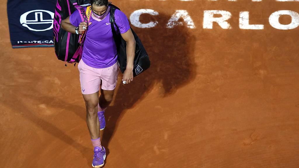 Nadal im Viertelfinal ausgeschieden