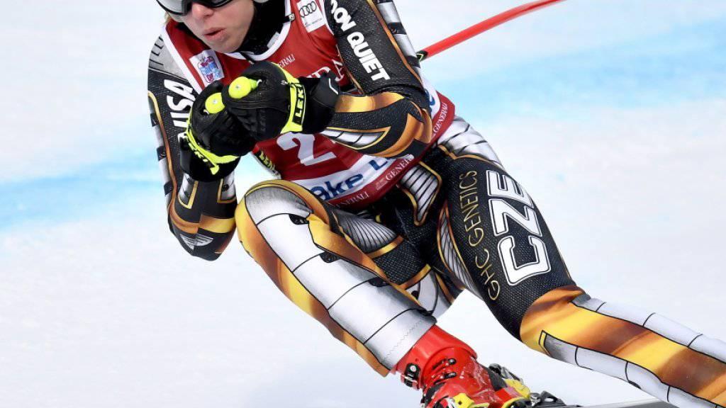 Furchtlos: Ester Ledecka geht als Skifahrerin ans Limit und darüber hinaus