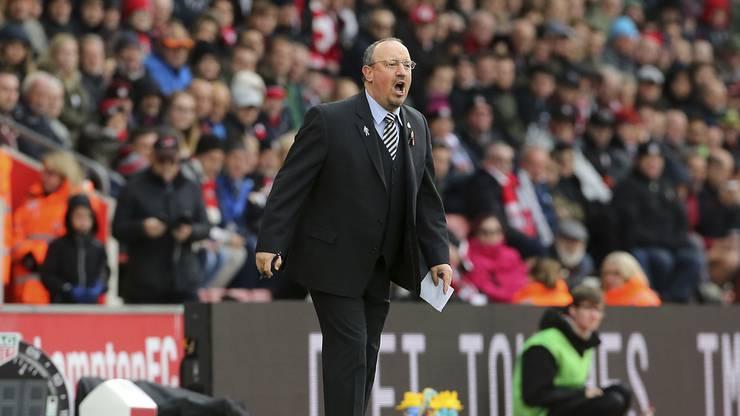 Rafael Benitez ist nicht mehr Trainer von Newcastle United.
