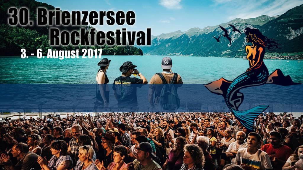 Jubiläums-Special zum 30. Rockfest Brienz