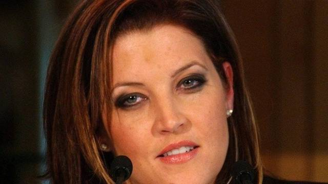 Michael Jacksons Ex-Frau Lisa Marie Presley (Archiv)
