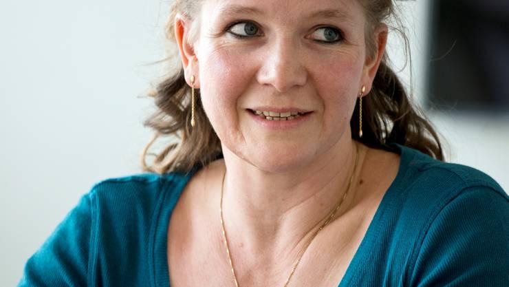 Sabine Zeltner, Vorstandsmitglied im Verband Hauswirtschaft Solothurn