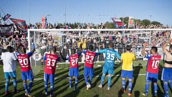 FC Echallens - FC Basel