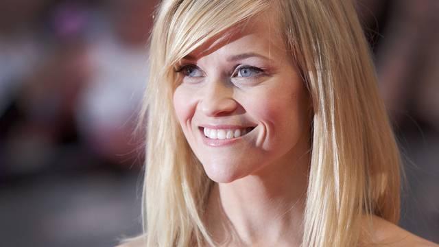 Tapferes Lächeln: Witherspoon hat sich den Knöchel verstaucht (Archiv)