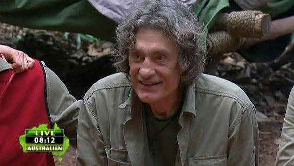 Das kam bei Zuschauern  schlecht an. Sie schubsen den «Tator»-Schauspieler aus dem Dschungelcamp.