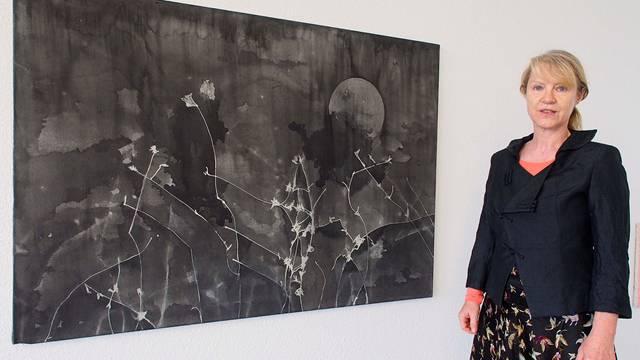 Mireille Gros mit «All is here», 2012