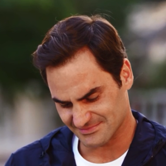 Emotionaler Roger Federer erinnert sich zurück an verstorbenen Coach