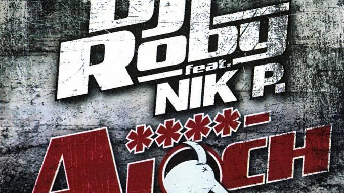 DJ Roby feat. Nik P. - A****loch