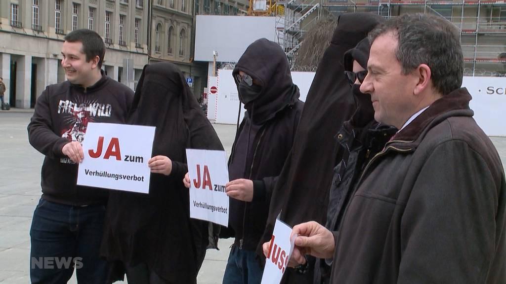 Gleichstellungs-Initiative statt Burka-Verbot