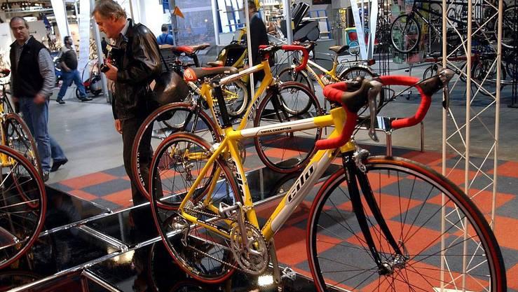 Das Cilo Rennrad verschwand 2005 endgültig von der Bildfläche