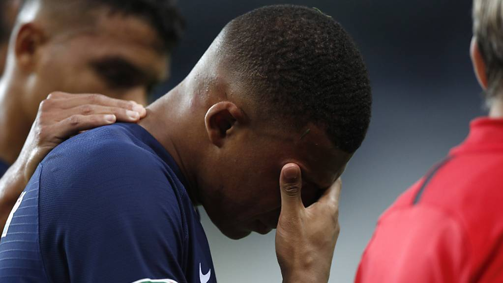 Kylian Mbappé wird beim Nations League Spiel gegen Kroatien coronabedingt fehlen. (Symbolbild)