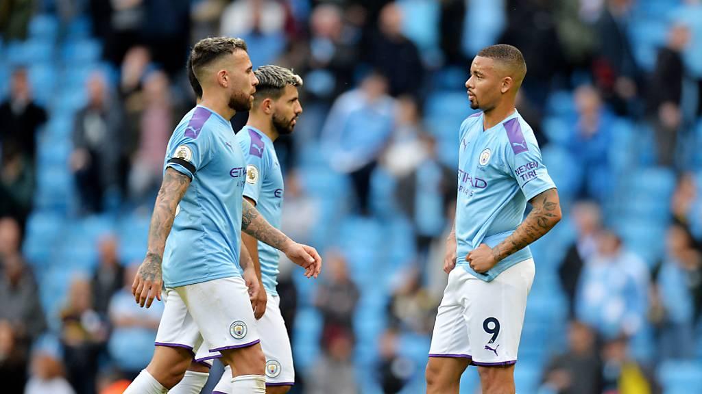 Manchester City büsst an Terrain ein