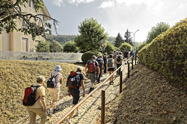 Bilder der 12. Etappe von Gast-Fotograf Michel Jaussi: