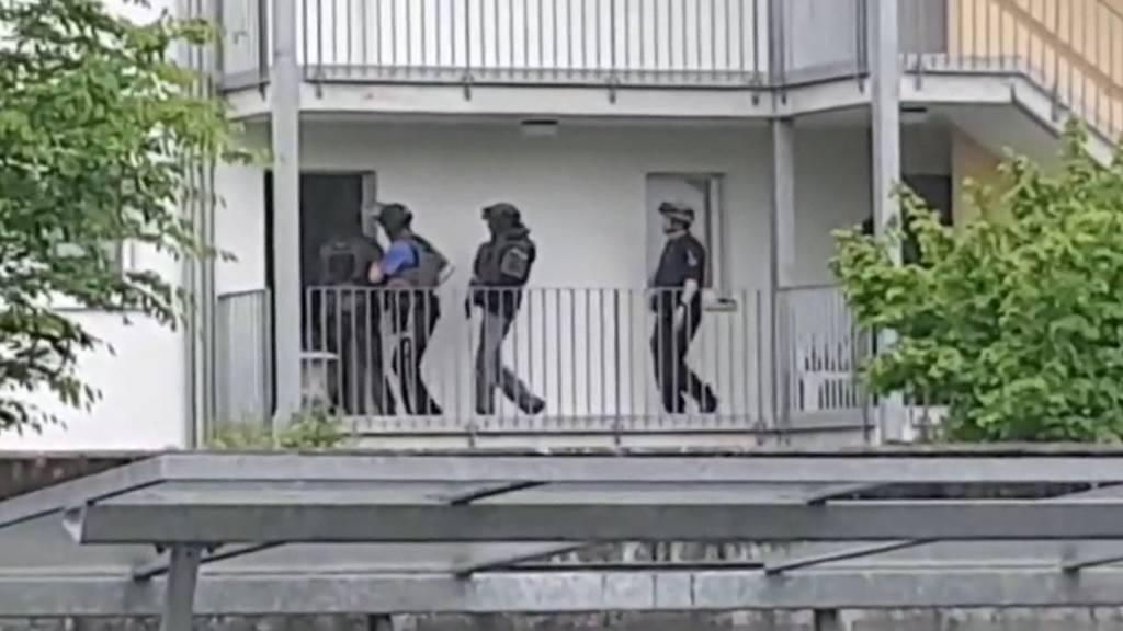 Möhlin: Rentner löst Polizei-Grosseinsatz aus