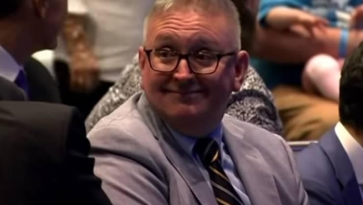 Hielt sich nicht an die Corona-Regeln: Don Harwin, Kunstminister des australischen Bundesstaates New South Wales.