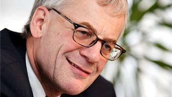 Stadtpräsident Kurt Fluri würdigte die Ausgabendisziplin der städtischen Verwaltung.Felix Gerber
