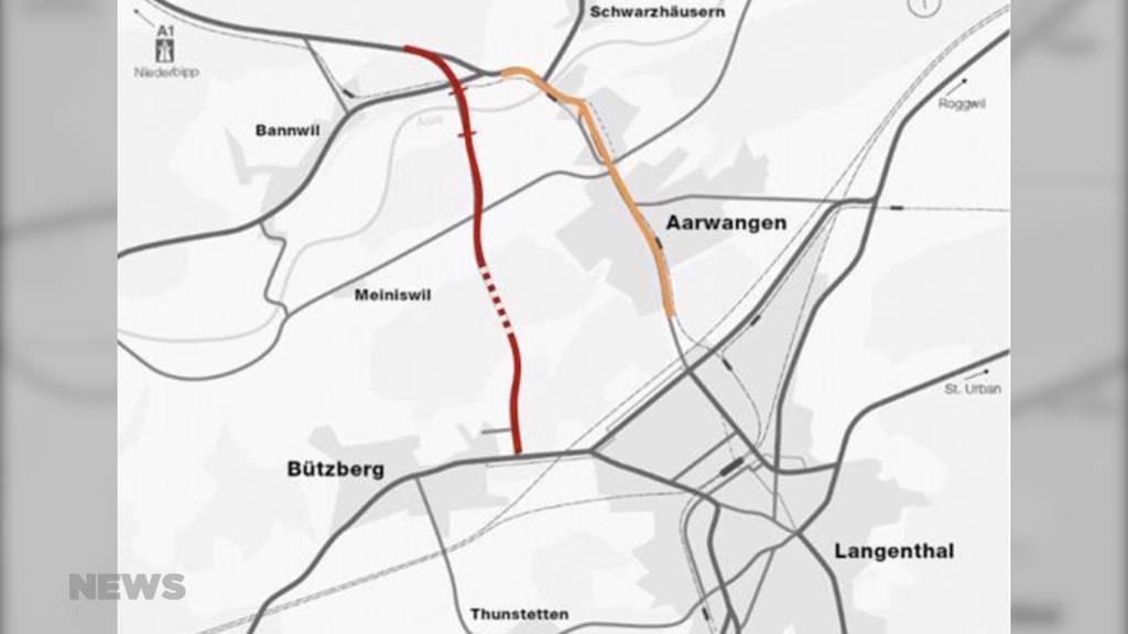 Ein Tunnel anstelle einer Umfahrung in Aarwangen: Die neue Idee stellt die bisherigen Pläne auf den Kopf