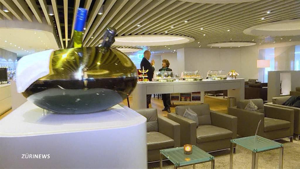Luxus am Flughafen: WEF-VIPs treffen in Zürich ein