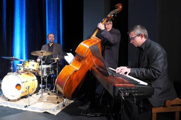 Musikalisch geprägt wurde die Feier vom Solothurner Jazztrio Sven Ryf, Martin Albrecht und Andy David.