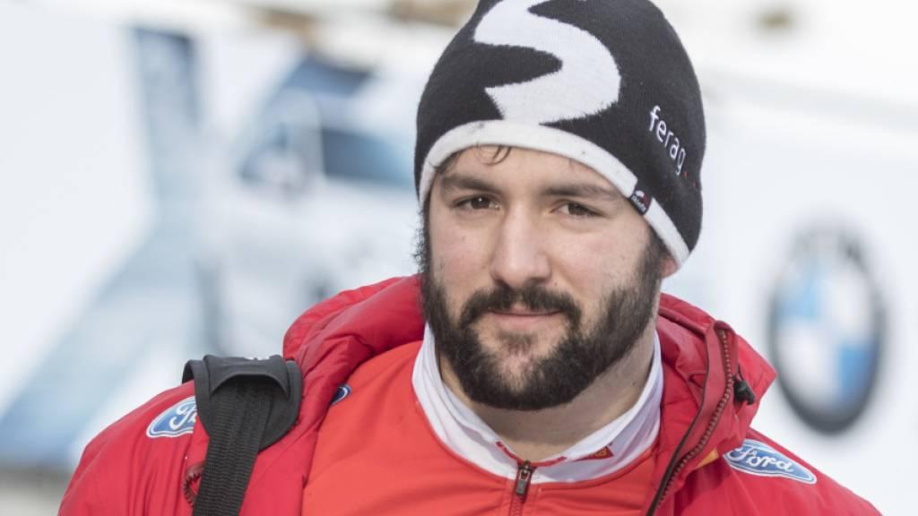Vogt auch in seiner zweiten Weltcup-Saison noch ein Lehrling