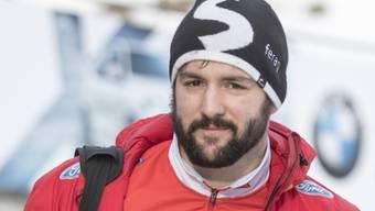 Will auch in seiner zweiten Weltcup-Saison locker an den Start gehen: der Schwyzer Bob-Pilot Michael Vogt