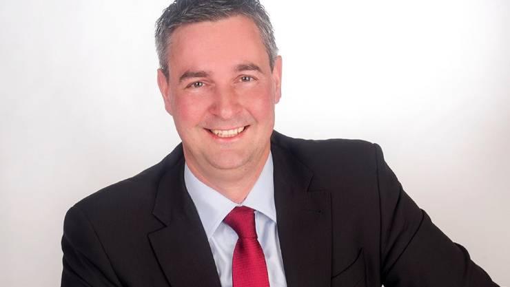 Christian Glur, Murgenthal, SVP (mit 6140 Stimmen gewählt), bisher