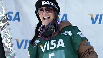 Virginie Faivre lässt hoffen im Hinblick auf Olympia
