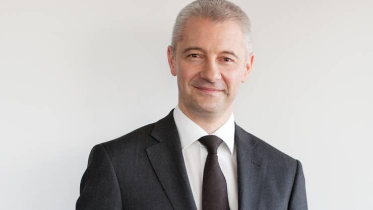 Neuer Migros-Chef: Der Westschweizer Fabrice Zumbrunnen leitet ab 2018 die Geschicke des orangen Riesen.