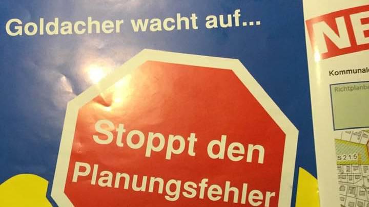 Flyer Autbahnanschluss