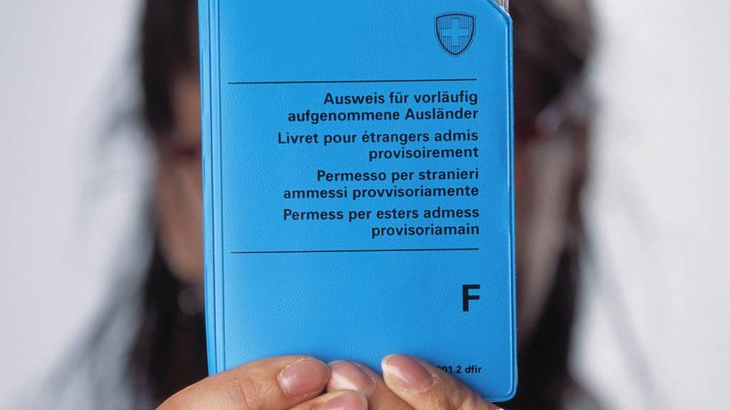 Für vorläufig Aufgenommene Ausländer sollen strengere Regeln gelten.