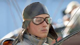 """Volker Bruch - hier im Film """"Der Rote Baron"""" - konnte sich nicht sofort für die neue Rolle in der Schulkomödie """"Fack ju Göhte 2"""" erwärmen."""