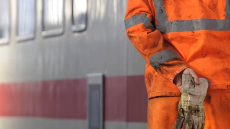 Im deutschen Bahnstreit suchen die Parteien weiter nach einer Lösung
