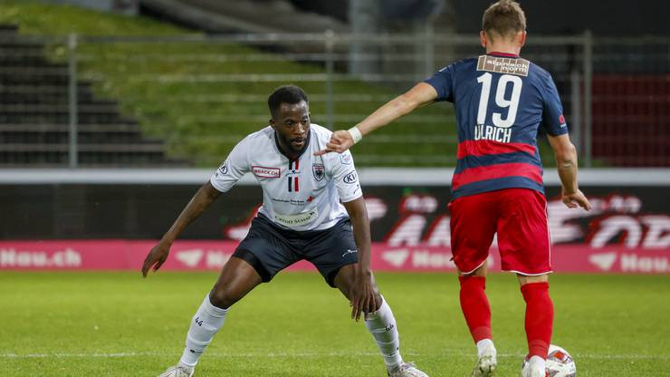 Der FC Aarau kassiert im Schnitt fast zwei Gegentore pro Spiel.