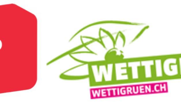 Logo Fraktion SP Wettingen/Wettigrüen
