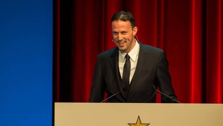 Marco Streller erhielt im letzten Jahr den Baselbieter Sportpreis.