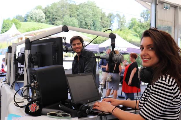 Zum Abschluss der Tour de 24 sendeten wir am 22. Juni 2018 live vom Jumpin in Mettmenstetten.