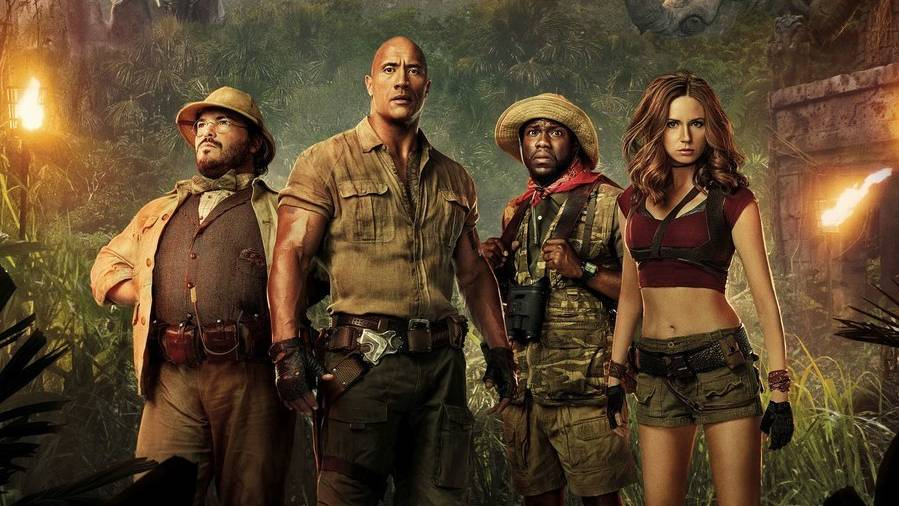 «Jumanji: The Next Level»