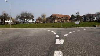 Noch ist das Zentrum von Horriwil unbebaut.